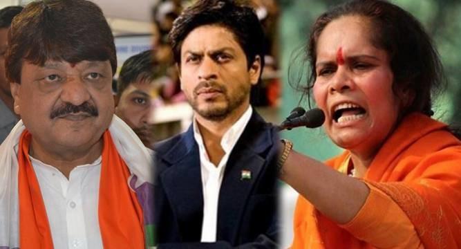 Shameful: BJP Calls Shah Rukh Khan A Pakistani Agent