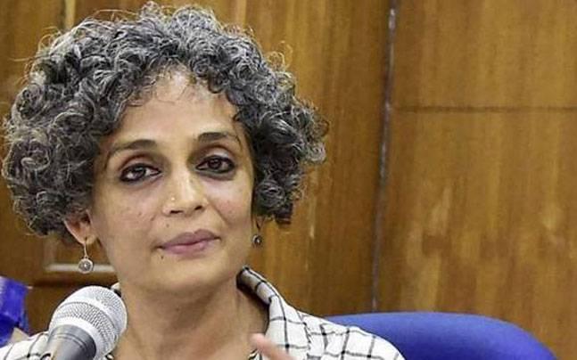 #AwardWapsi: Arundhati Roy Returns Her National Award