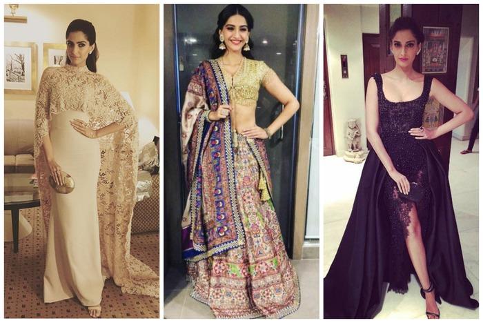 10 Times We Really Wished We Had Sonam Kapoor's Wardrobe!