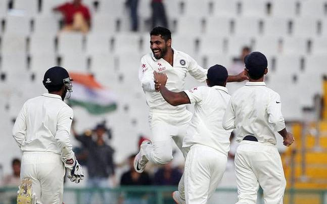 India Wins The First Test Against South Africa On Day 3
