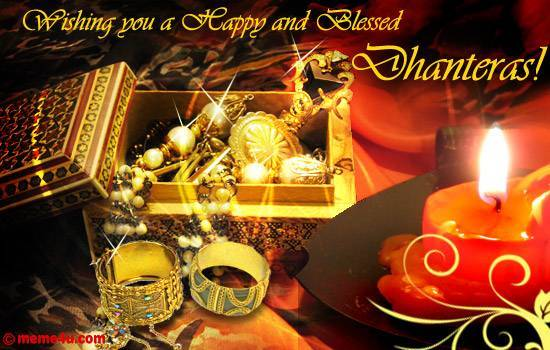 Things You Didn't Know About Dhanteras