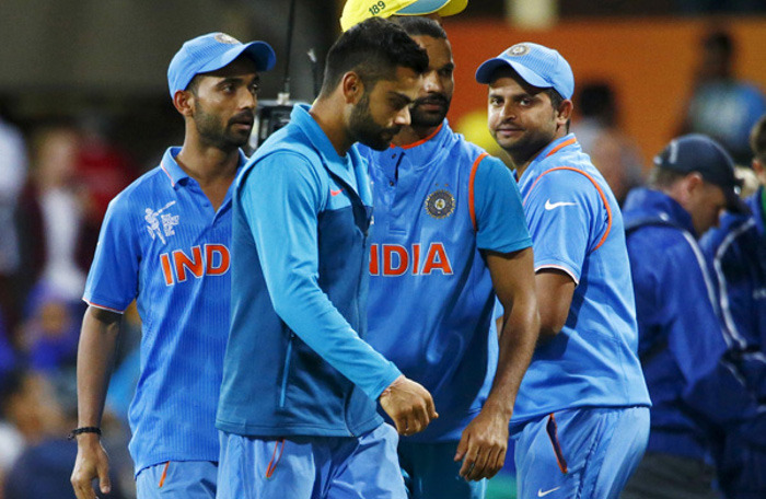India Vs South Africa Series: Rohit's 150 Wasted, India Lost To South Africa