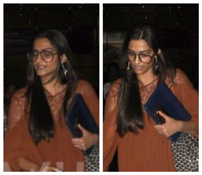 OMG: What's Wrong With Sonam Kapoor's Face?