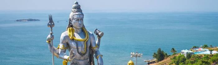 Famous Places In India That Woo You - Murudeshwara