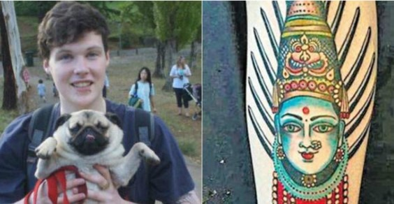 Australian Harassed By Mob In Bengaluru Over Goddess Yellamma Tattoo