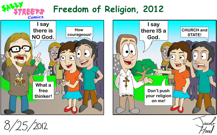 Blog Sharing On, Belonging To Different Religions Means Having Different Beliefs