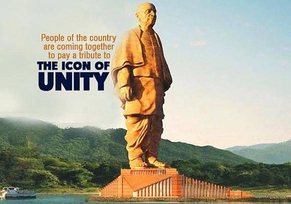 Statue Of Vallabh Bhai Patel: Make In India OR Made In China