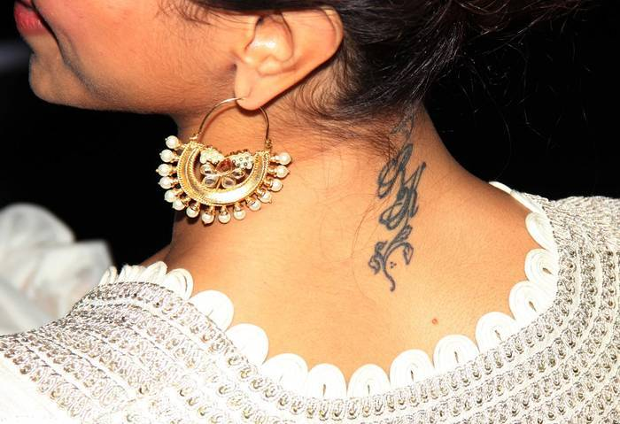 Deepika Padukone's Witty Response To A Question About Her RK Tattoo!