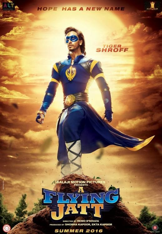 'A Flying Jatt' First Look: Yay Or Nay?