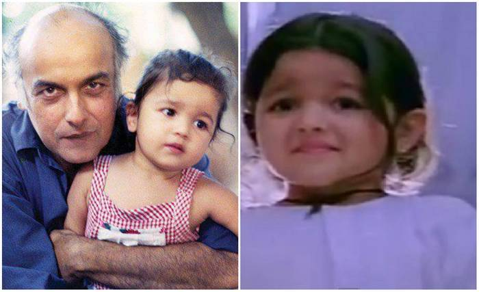 Guess Who: Bollywood Stars And Their Childhood Photos!