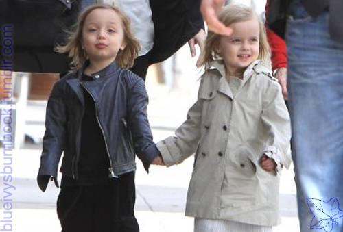 Richest Kids In The World - Knox & Vivienne Jolie Pitt