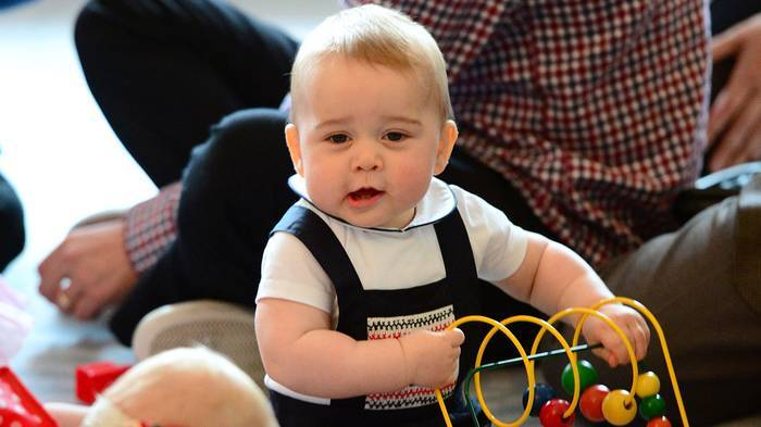 Richest Kids In The World - Prince George Alexander Louis