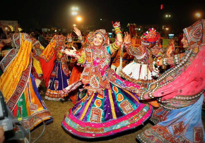 Muslims Barred From Gujarat Garba Event To 'protect' Hindu Girls