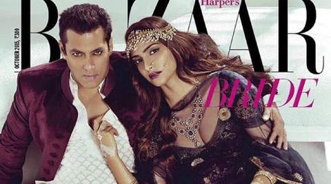 Salman And Sonam's Cover Photoshoot Is Anything But FIERY!