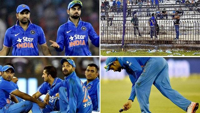 Cuttack Crowd Goes Crazy After India Loses To South Africa