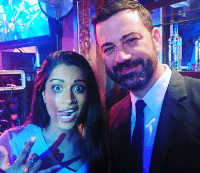 After PC, Superwoman To Make An Appearance On Jimmey Kimmel