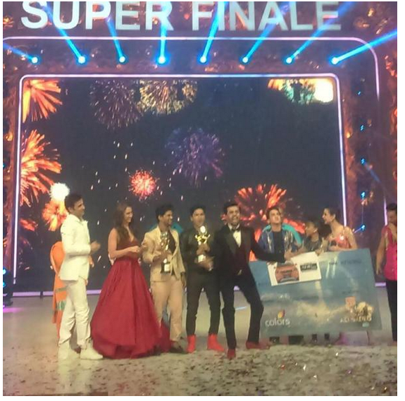 Spoiler Alert! Faisal Khan Wins Jhalak Dikhla Jaa Reloaded