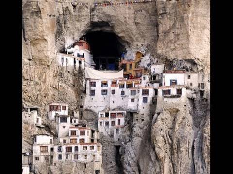 Little Known Wonder Discover In India - Phuktal Monastery