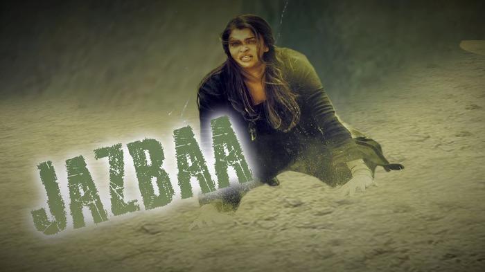 Jazbaa : Movie Review