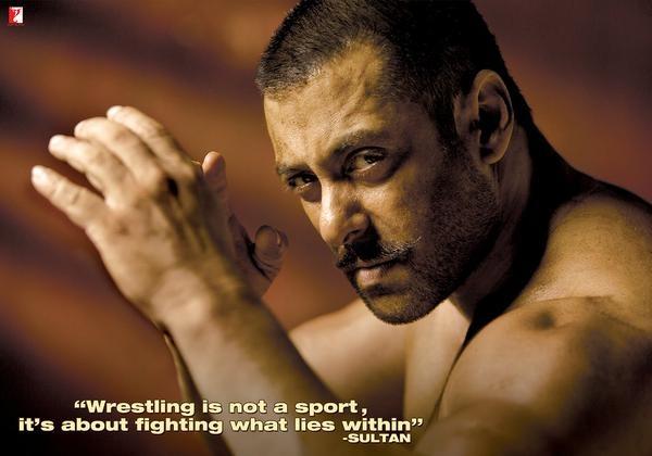 LEAKED! Salman Khan's Sultan Look: Yay Or Nay