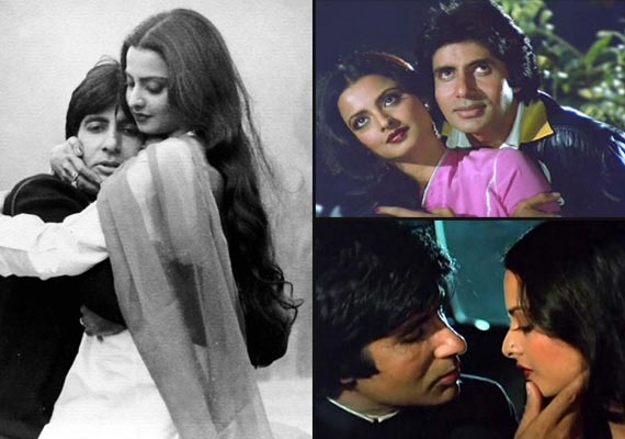 7 Most Unknown Facts About Rekha And Amitabh
