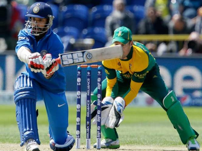 India-SA To Play For Freedom Trophy In Gandhi-Mandela Bilateral Series