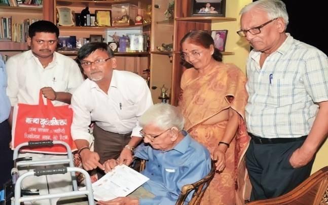 Inspirational: 96-year-old Enrols For PG In Nalanda Open University