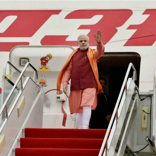 PM Modi Spends 37 Crores On Foreign Visits: Care To Comment?