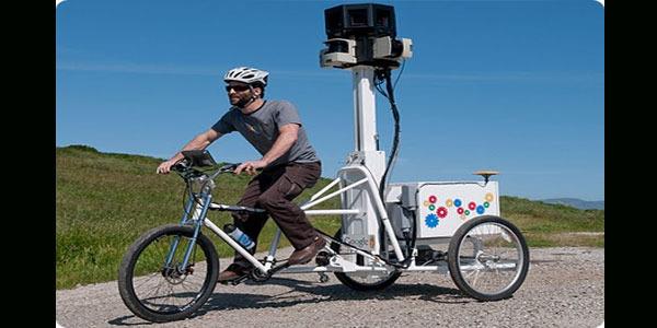 Bike-rider Photographer For Google