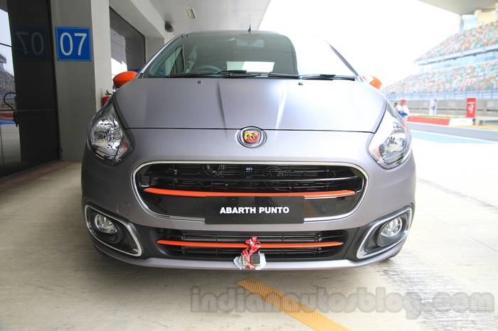 Upcoming Car Launches In India - Fiat Punto Evo Abarth