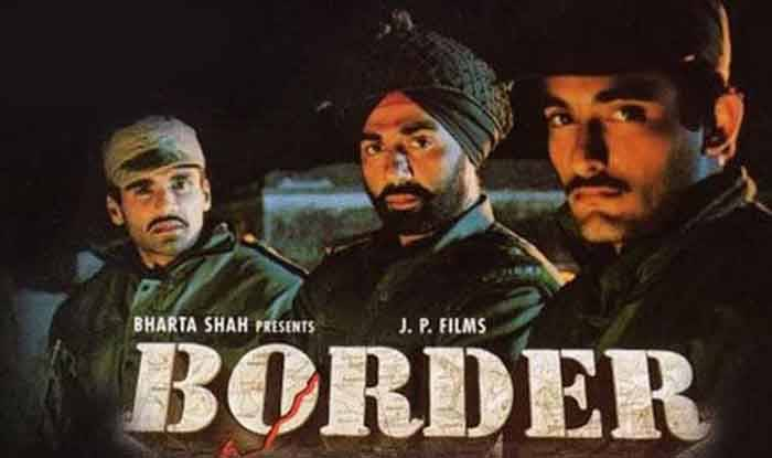 Patriotic Movies Every Indian Must Watch - Border (1997)