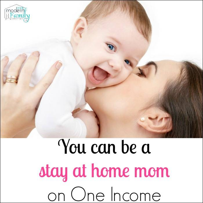 Money Tips For Stay-at-home Mom.