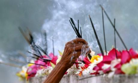 Burning Of Incense Sticks As Dangerous As Cigarette Smoke