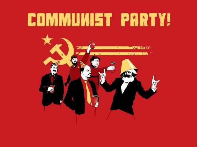 Communist Front Had Any Role Aur Simple Vote Katuwa?