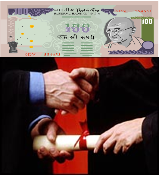 Corruption In Indian Education System