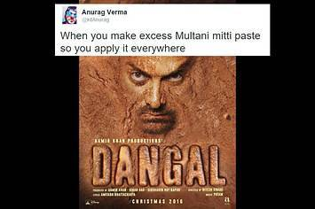 Aamir Khan Unveils Dangal Poster: This Is How Twitter Reacts