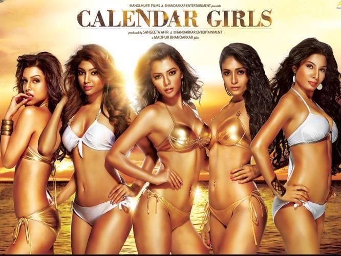 Bollywood Movie Calendar Girls