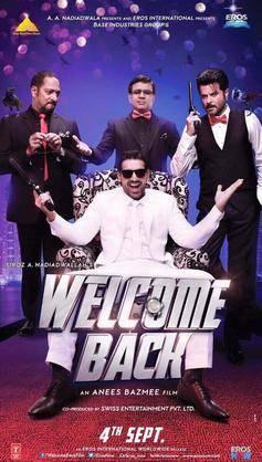 WelcomeBack 2 Movie