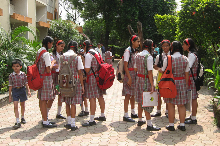 Are You Serious? Boys And Girls To Keep 1-meter Distance In Kerala School