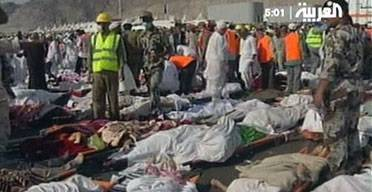 Stampede Tragedy During Hajj In Mecca