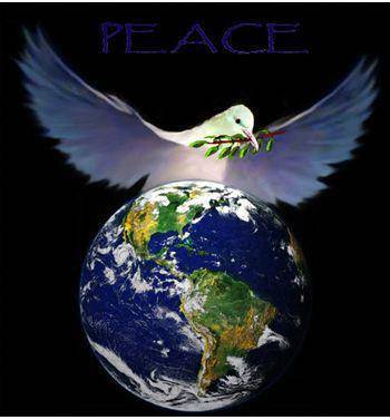 Few Of My Sharing On, The Promise Off World Peace Part - VII