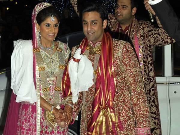 Most Expensive And Lavish Indian Weddings - Kajal Fabiani & Gaurav Assomull