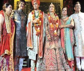 Most Expensive & Lavish Indian Weddings - Payal Bansal & Deepak Kanodia