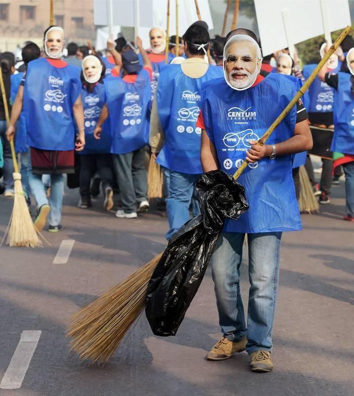 Swachh Bharat Abhiyan Progress....