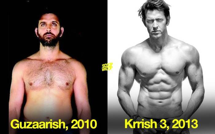 13 Indian Actors Who Transformed Their Bodies Amazingly Just For Movie Roles