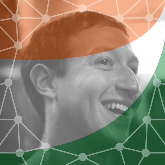 Mark Zuckerberg Changes Facebook DP To Support 'Digital India' & India Blindly Follows!