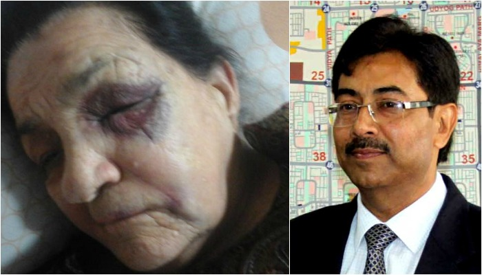 Haryana IAS Officer's Car Ran Over A 90-year Old Woman And Leave Her Dying To Watch A Play