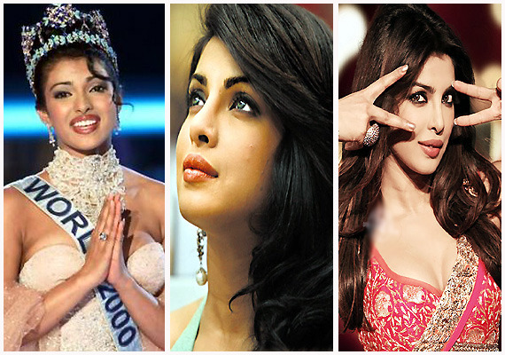Priyanka Chopra's Ever Changing Looks: From A Humdrum To Becoming The Quantico Queen