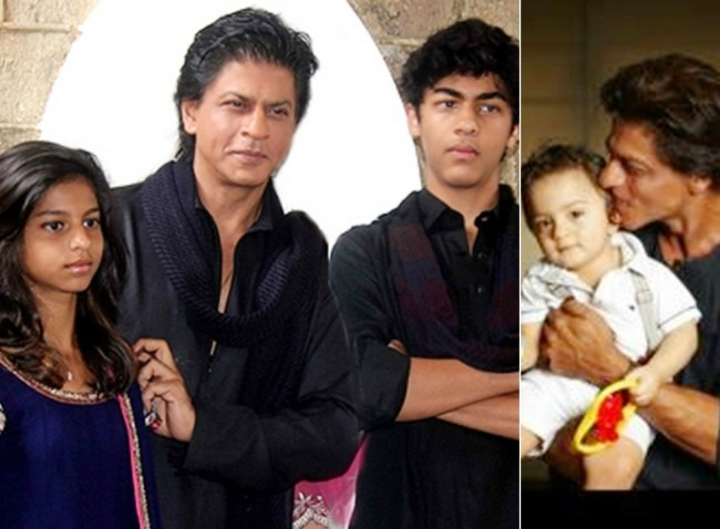 10 Times SRK Tweeted About His Kids That Made Us Go Aww