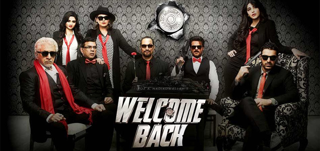 Welcome Back: Movie Review